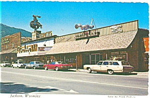 Jackson , Wyoming, Street Scene (Image1)