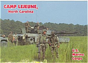 Camp Lejune North Carolina M60 Tank n0366 (Image1)