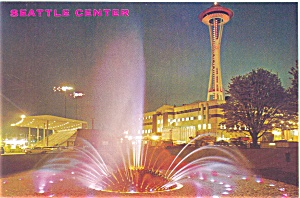 Seattle WA Center International Fountain n0371 (Image1)