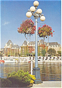 Victoria, B.C., Empress Hotel (Image1)