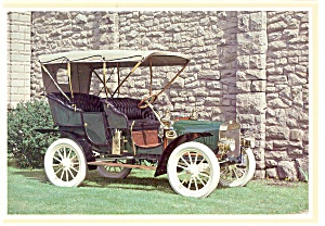 1904 Model B Ford Touring  Postcard n0478 (Image1)