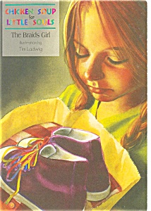 The Braids Girl Chicken Soup For The Soul Postcard N0500