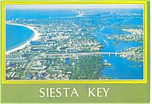 Siesta Key Florida Postcard n0522 (Image1)