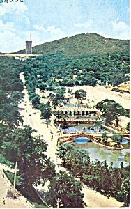 Jang-Choog Dan Park Seoul, Korea Postcard (Image1)