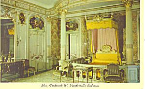 Vanderbuilt Mansion Hyde Park New York Postcard n1094 (Image1)