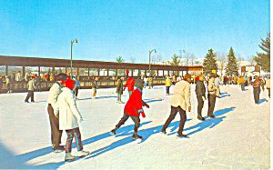 Grossinger s Ice Skating Rink Grossinger New York n1100 (Image1)