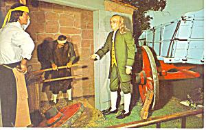 Wax Museum Lancaster PA Postcard n1119 (Image1)
