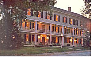 Old Tavern at Grafton Vermont Postcard n1134 (Image1)