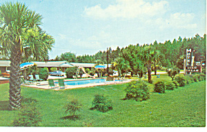Dixie Dream Motel Dillon Sc Postcard N1147