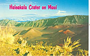 Haleakala Crater, Maui, Hawaii (Image1)