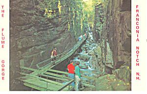 The Flume Gorge Franconia Notch New Hampshire n1236 (Image1)