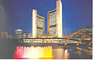 City Hall, Toronto,Ontario, Canada (Image1)