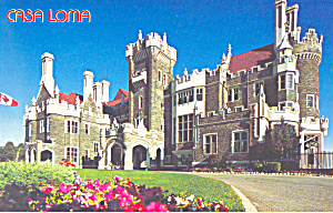 Casa Loma Toronto Ontario Canada n1238 (Image1)