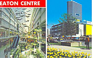 Eaton Centre, Toronto,Ontario, Canada (Image1)