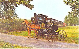 Strasburg Railroad Steam Locomotive  n1247 (Image1)