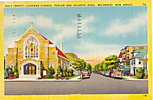 Holy Trinity Lutheran Church  Wildwood  New Jersey n1311 (Image1)