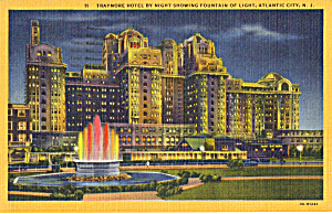 Traymore Hotel  Atlantic City  New Jersey n1332 (Image1)