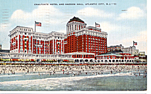 Chalfonte Hotel  Atlantic City  New Jersey n1336 (Image1)