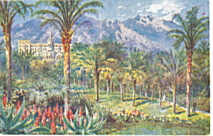 Monte Carlo  Raphael Tuck Postcard n1367 (Image1)