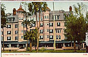 College Arms  De Land Florida n1369 (Image1)