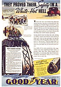Double Eagle Airwheel Tire AD 1930s (Image1)