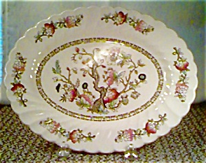 Myott Indian Tree 12 1/2 inch Platter (Image1)