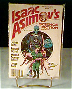 Isaac Asimov's Sci Fi Magazine May June 1978 (Image1)