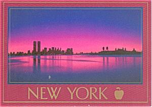 Hudson River and New York Harbor Postcard p0023 (Image1)