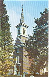 Gloria Dei Church Philadelphia PA Postcard p0148 (Image1)