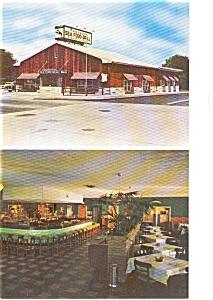 Peterson s Sea Food Grill NJ Postcard p0204 (Image1)