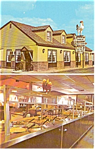 Lancaster County Farm Diner Postcard p0466 (Image1)