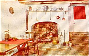 Betsy Ross House Philadelphia PA Postcard p0518 (Image1)