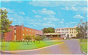 Burd and Rogers Memorial Home Postcard (Image1)
