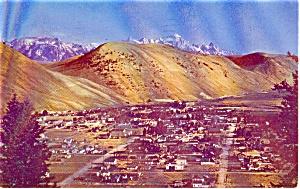 Jackson Wyoming  Postcard (Image1)