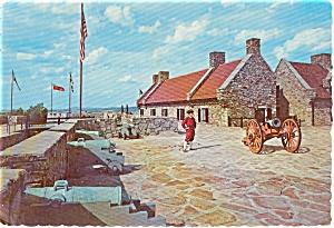 Fort Ticonderoga NY Postcard p0618 (Image1)