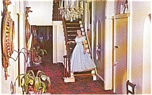 Wheatland Entrance  Hall Lancaster PA Postcard p0681 (Image1)