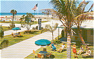 Grey Gull Apartments Sarasota Fl Postcard P0905