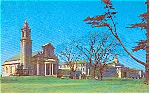 St. Borromeo Seminary Philadelphia PA Postcard p0999 (Image1)