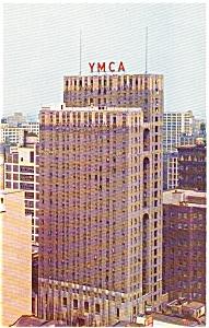 YMCA Philadelphia PA Postcard p1012 (Image1)