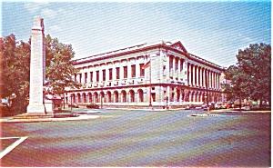 Public Library Philadelphia  PA Postcard p1013 (Image1)