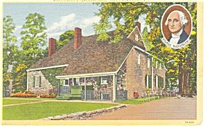 Newburgh NY Washington s Headquarters Postcard p10216 (Image1)