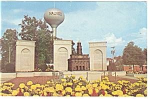 Nauvdo, IL, Temple Block Postcard (Image1)