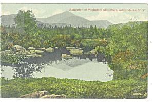 Adirondacks NY Whiteface Mountain Postcard p10655 1913 (Image1)