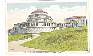 University Heights NY Hall of Fame Postcard p10684 1925 (Image1)