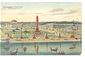Jamestown Exposition Postcard p10690 (Image1)