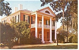 Natchez MS  Arlington Postcard p10738 (Image1)