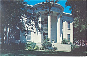 Jackson,MS, The Governor's Mansion Postcard (Image1)