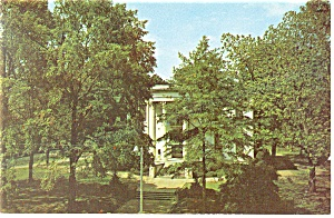 The Mississippi Governor's Mansion Postcard (Image1)