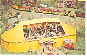 Strasburg,PA Choo Choo Barn  Postcard (Image1)