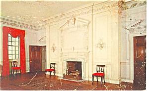 Philadelphia PA  Powel House Interior  Postcard p10854 (Image1)